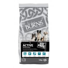 Burns Active 12KG - Pet Products R Us