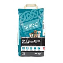 Burns Adult Small Toy Breed - Pet Products R Us