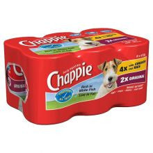 Chappie Favourites 24 x 412g - Pet Products R Us