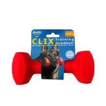 Clix Training Dumbbell - Pet Products R Us  - 3