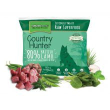 Country Hunter British Lamb Nuggets 1kg