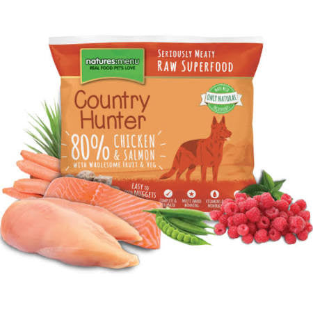 Country Hunter Chicken with Salmon Nuggets 1kg