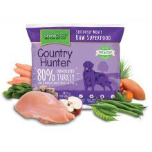 Country Hunter Farm Reared Turkey Nuggets 1kg