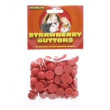 Critter's Choice - Strawberry Buttons - Pet Products R Us