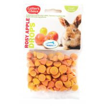 Critter's Choice Rosy Apple Drops 75g - Pet Products R Us