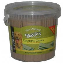Davies Chomping Chew Chicken 1.4kg - Pet Products R Us