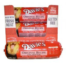 Davies Chubs Original 15 x 800g - Pet Products R Us