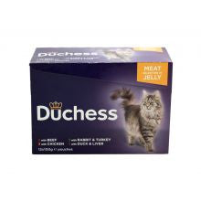 Duchess Pouch Meat Jelly 100g x 12 - Pet Products R Us