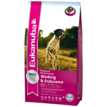 Eukanuba Performance Working Dog 15KG - Pet Products R Us