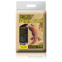 Exo Terra Desert Sand - Yellow 4.5kg - Pet Products R Us