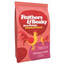 Feathers & Beaky Chick Treat 5kg - Pet Products R Us