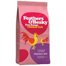 Feathers & Beaky Grit 5kg - Pet Products R Us