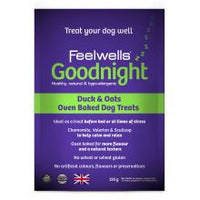 Feelwells Goodnight Dog Treats 130g