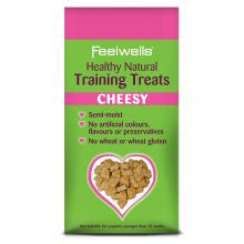 Feelwells Train Treat Cheesy 115g