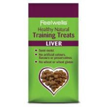 Feelwells Training Treat Liver 115g