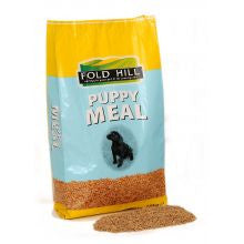 Foldhill Plain Puppy Meal 15kg - Pet Products R Us