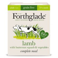 Forthglade Complete Grain free Adult Lamb & veg 395g x 18 - Pet Products R Us