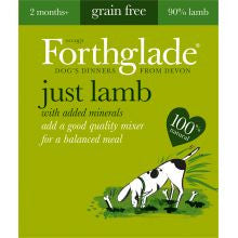 Forthglade Natural Menu Grain Free Lamb 18 x 395g