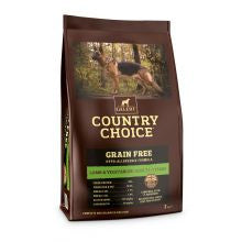 Gelert Country Choice Grain Free Lamb & Veg - Pet Products R Us