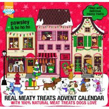 Good boy Pawsley Meaty Advent Calendar - Pet Products R Us