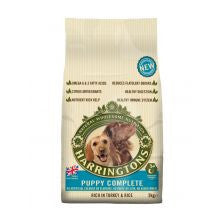 Harringtons Puppy Turkey & Rice - Pet Products R Us