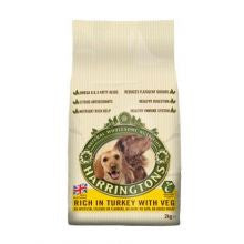 Harrington Turkey & Veg - Pet Products R Us