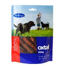 Hollings Oxtails 200g - Pet Products R Us