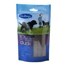Hollings Real Meat Treat Duck 100g
