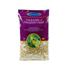 Johnston & Jeff Cockatiel & Parakeet Feed 3kg - Pet Products R Us