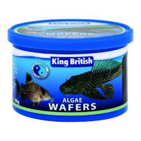 King British Algae Wafers - Pet Products R Us
