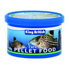 King British Catfish Pellet Food - Pet Products R Us  - 1