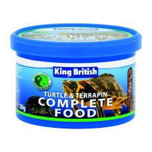 King British Turtle & Terrapin Complete Food - Pet Products R Us