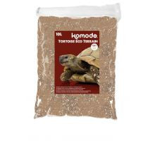 Komodo Tortoise Eco Terrain 10 ltr - Pet Products R Us