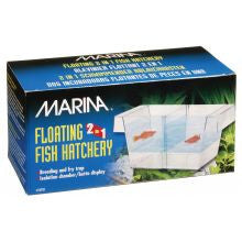 Marina Floating 2 in 1 Fish Hatchery - Pet Products R Us
