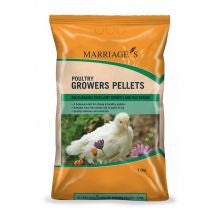 Marriages Specialist Foods Growers Pellets 7.5kg - Pet Products R Us
