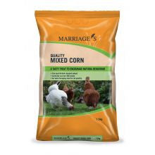Marriages Specialist Foods Mixed Corn 7.5kg - Pet Products R Us