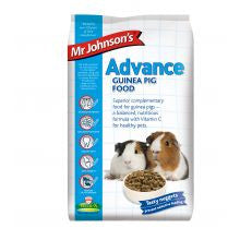 Mr Johnsons Advance Guinea Pig - Pet Products R Us