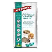 Mr Johnsons Advance Hamster & Gerbil 750g - Pet Products R Us