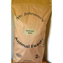 Mr Johnsons Layer Pellets 20kg - Pet Products R Us