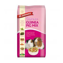 Mr Johnsons Supreme Guinea Pig - Pet Products R Us