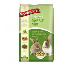 Mr Johnsons Supreme Rabbit Mix - Pet Products R Us