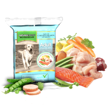 Natures Menu Chicken & Salmon Complete Mince 300g