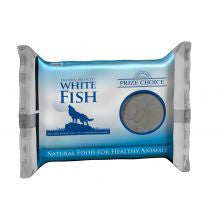 Natures Menu Just White Fish Mince 400g