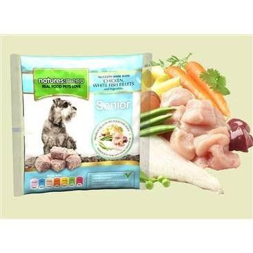 Natures Menu Senior Nuggets 1kg