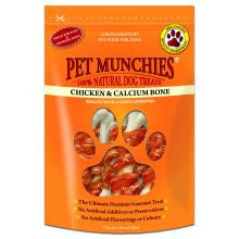 Pet Munchies Chicken & Calcium Bone 100g - Pet Products R Us