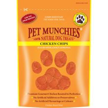 Pet Munchies Chicken Chips 100g - Pet Products R Us
