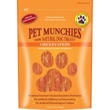 Pet Munchies Chicken Strips 90g - Pet Products R Us