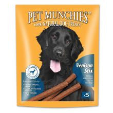Pet Munchies Venison Stix 50g - Pet Products R Us