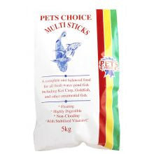 Pets Choice Multi sticks 5kg - Pet Products R Us