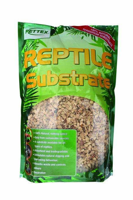 Pettex Reptile Substrate Beech Chip 10 ltr - Pet Products R Us